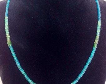 JWJ Apatite Necklace