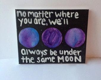 Moon Canvas
