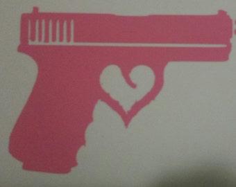 Heart gun