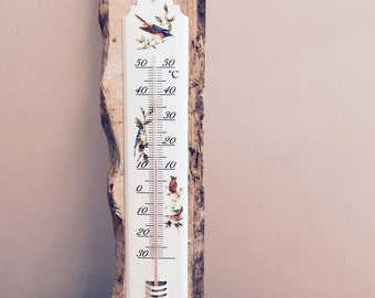 Rustic Garden Thermometer