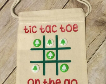 Tic Tac Toe On The Go