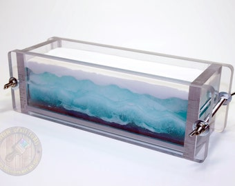 Soap mold Loaf Clear 12-18 inch length