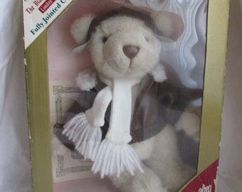 """The Bialosky Treasury  """"ACE"""" Limited Edition Plush Collector Bear -1995"""