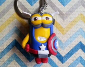 Minion Captain America