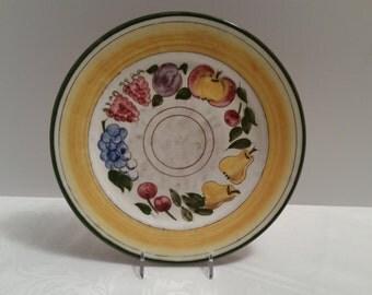 Stangl Della-Ware Festival 9'' Plate #3677