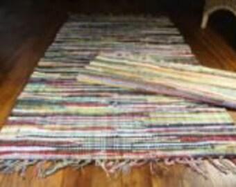 Small Rag Rugs