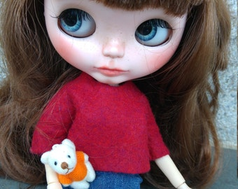 Teddy for Blythe (several options and colors)