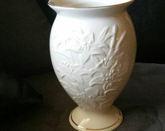 70's Lenox-Lilly Pattern Vase
