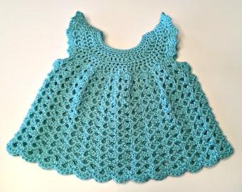 Angel Wing Baby Dress
