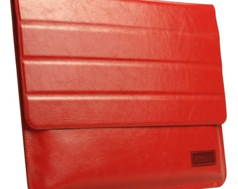 """Apple Macbook Air 13"""" - Leather bag leather laptop bag Protective Carrying Case Case"""