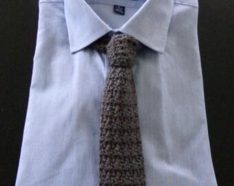 Crochet Tie