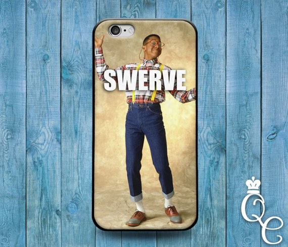 iPhone 4 4s 5 5s 5c SE 6 6s 7 plus iPod Touch 4th 5th 6th Generation Cover Funny Swerve Quote Nerd Dork Geek 90s Phone Case Cute Rare Fun