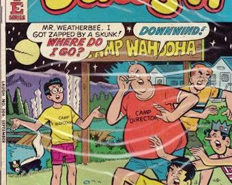75% SALE 1976 Archie Comic Book..Archie Comics..Archie Series..Vintage Comic Book..70's Comic Book..Archie Laugh #306