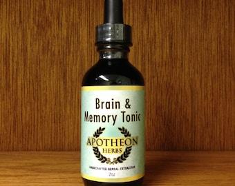 Brain and Memory Tonic