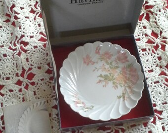 Haviland porcelain dish
