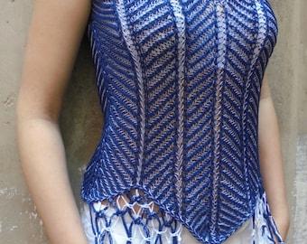 Fishbone pattern Etsy