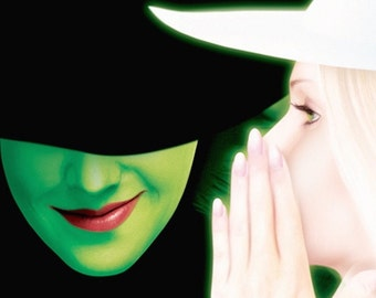 Wicked - A New Musical - Broadway New York 2008 - DVD