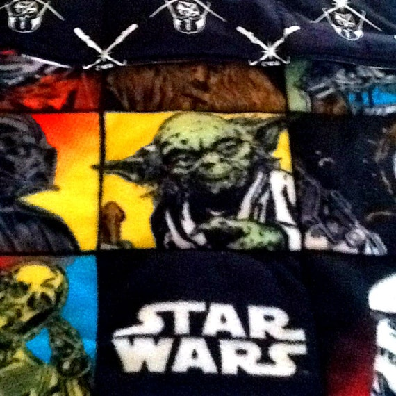 Weighted Blankets Star Wars,Minion,Batman and Wolf