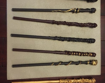 8 Wizard wand, fairy wand, Harry Potter style wand, party favor, cosplay, FREE SHIPPING