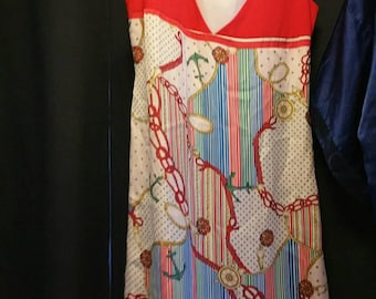 French inspired dress