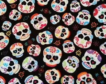50's style Sugar Skull dress