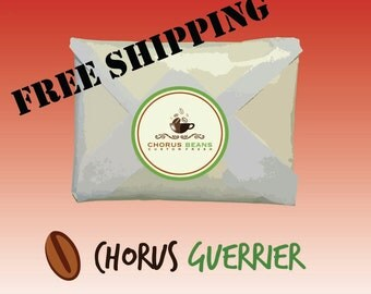 Chorus Guerrier - Sweet and Clean - 11-12 oz roasted whole specialty coffee beans