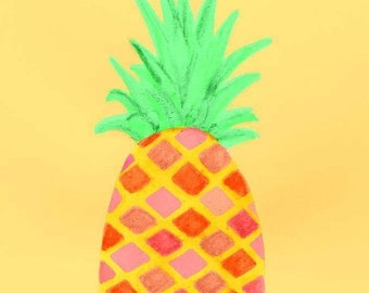 Sunshine Pineapple