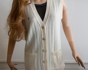 1970s Pierre Cardin knit west