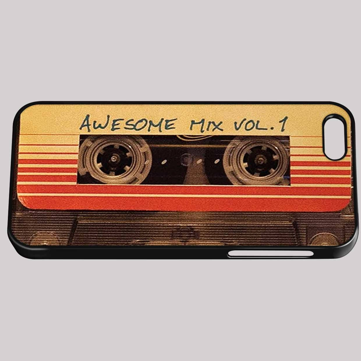 Case Design create your own phone case cheap : Mix Tape Retro Funny Quirky iPhone Cover 4/4S by oneoffboutique123