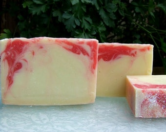 Peppermint Soap / Handmade Soap / Cold Process Soap