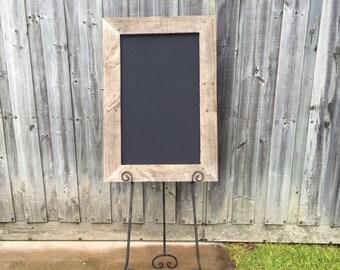 Rustic Large Blackboard