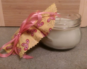 Lemongrass Sage All Natural Soy Candle - 11 oz. Tureen Jar