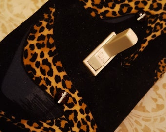 Leopard Print Shoes Light Switch Cover
