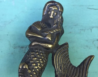 Mermaid Drawer Pull/knob