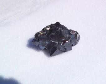 Cuprite from Rubtsovskoe Mine, Russia Item #13138)