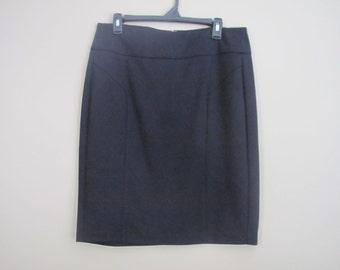 Women's Black Skirt Size Large
