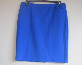 Women's Blue Skirt Size 12