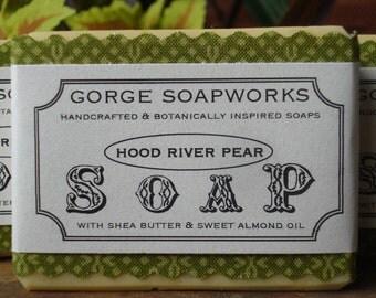 Hood River Pear Soap