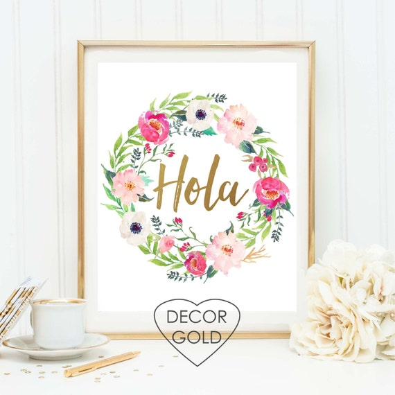 how to say hello beautiful in spanish