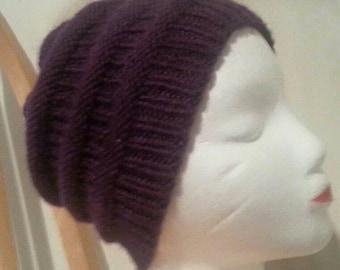 Women's Knit Slouch Hat
