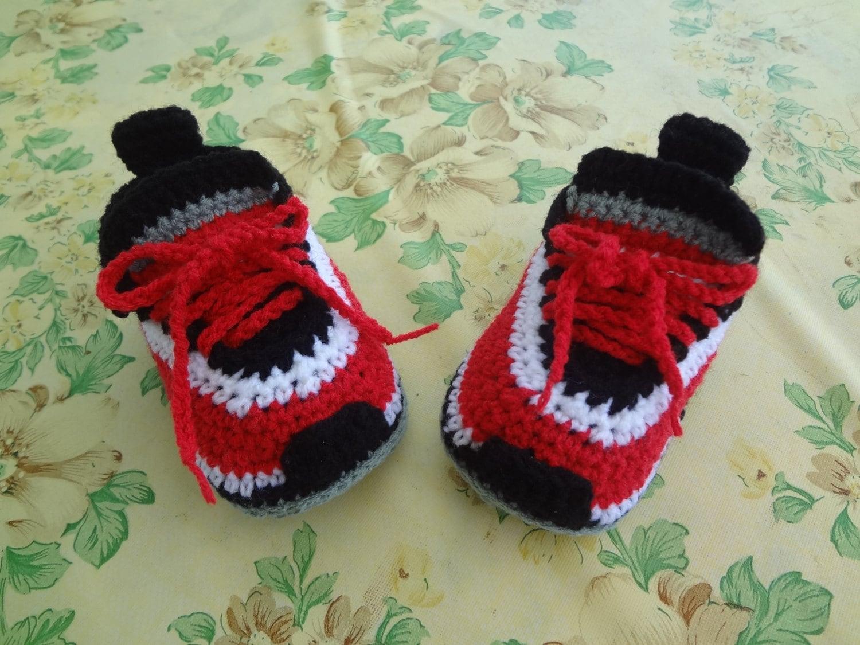 crochet baby sneakers crochet baby shoes baby sneakers