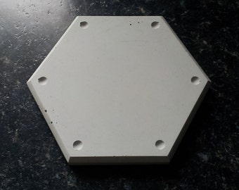 Concrete Coaster / set of 4