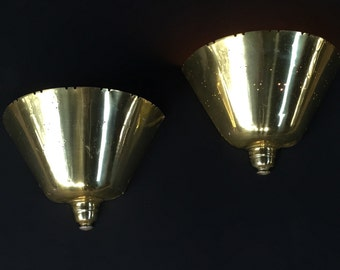 Pair of Paavo Tynell for Lightolier sconces