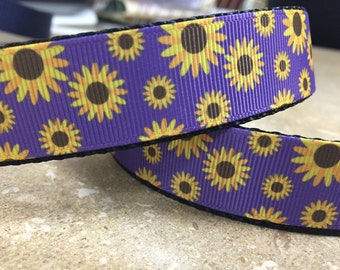 Summer Sunflower Collar