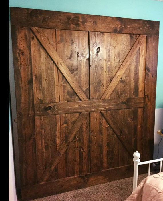 Custom Distressed Interior Barn Door By Oldvictoryoriginals