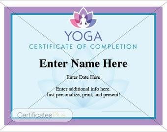 yoga gift certificate template free - cornhole certificate corn hole awards bean bag toss
