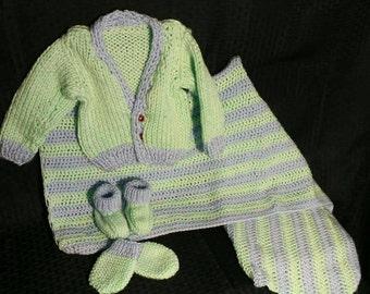 Baby set (newborn-3 months)