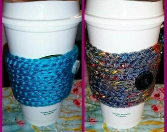 Coffee sleeve, coffee cozy