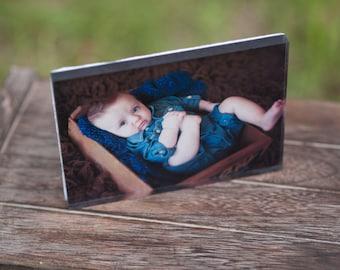 Acrylic Block Photo Print