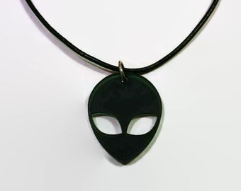 Alien Cord Necklace